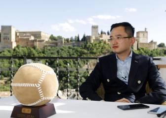 El nuevo dueño conoce la Ciudad Deportiva del Granada