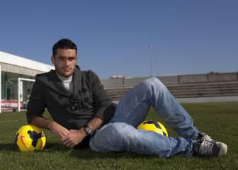 Jorge Molina, a punto