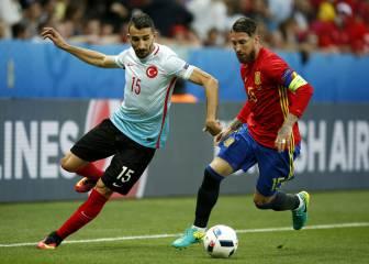 España 3 - 0 Turquía: Resultado, resumen y goles