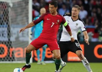 Portugal 0 - 0 Austria: resumen, resultados y goles