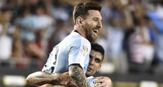 A Messi le sobra personalidad