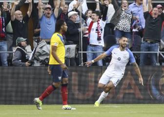 Clint Dempsey es el gran héroe americano. ¡USA está en semis!