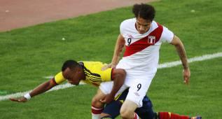 Perú y Colombia ya chocaron en cuartos de Copa en el 2011