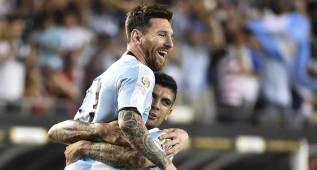 Argentina frente a Venezuela: a todo o nada en los cuartos