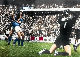 La fabulosa prórroga del Alemania-Italia (1970)