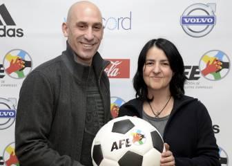 El fútbol femenino estará representado por la AFE