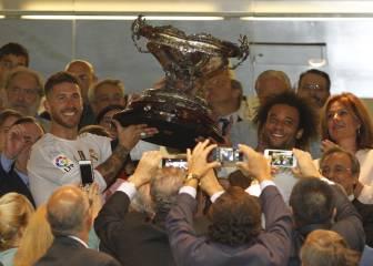 Hay cinco fechas libres para el Trofeo Bernabéu