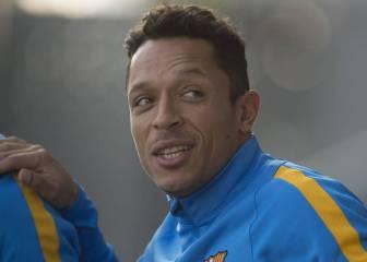 El Lazio exige saber hoy si el Barça le regala a Adriano