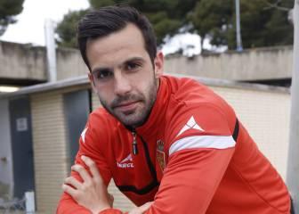 Alberto Guitián es el primer fichaje del Real Valladolid