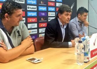 Xisco Muñoz cuelga las botas y se une al cuerpo técnico
