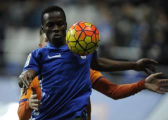 Koné ya sabe que el Oviedo no ejercerá su opción de compra