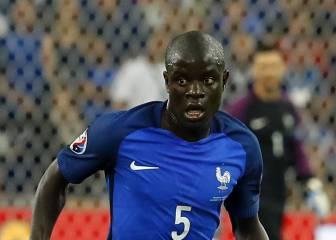 Kanté militaba en la novena división hace cinco años