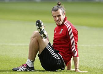 "Bale: ""Seguimos en la pelea"""