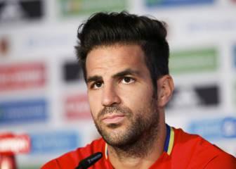 """Cesc: """"Casillas está actuando como un verdadero capitán"""""""