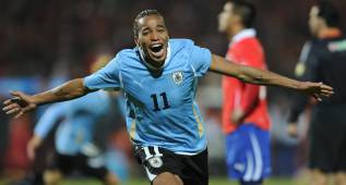 """Álvaro Pereira: """"Quiero jugar en el Boca Juniors"""""""