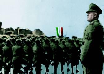 El telegrama de Mussolini: «Vencer o morir» (1938)