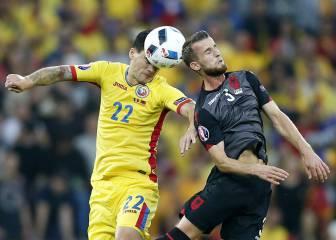 Rumania 0-1 Albania: resumen, resultado y goles