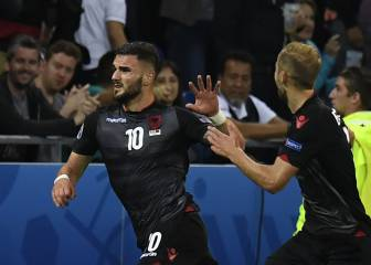Albania logra su primera victoria y opta a los octavos
