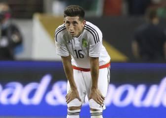 Chile barre a México de la Copa América con goleada histórica