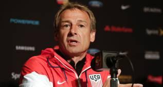 """Klinsmann: """"No le tenemos ningún miedo a Argentina"""""""
