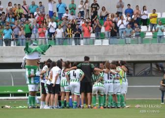 El Betis Féminas y el Tacuense ascienden a Primera División