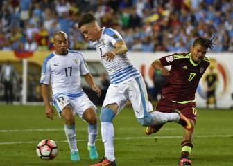 El Atleti teme por Giménez y pregunta por Musacchio