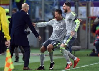 El gol de Cristiano en Roma: el mejor de la Champions 15-16