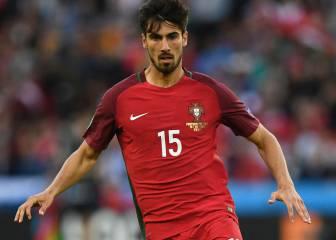 André Gomes no se entrena y es duda contra Hungría
