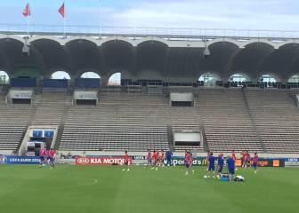 Del Bosque sigue engañando con el once titular para Croacia