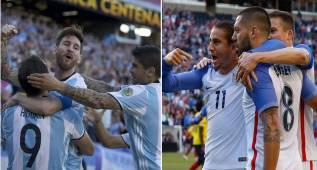 Las claves de la semifinal entre Estados Unidos y Argentina