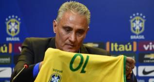 Tite anuncia que espiará a Colombia ante Chile