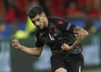 Le10Sport: el Barça se interesa por el lateral albanés Hysaj