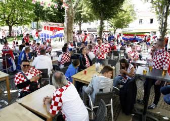 """""""La afición de Croacia no la mancharán 200 ultras"""""""