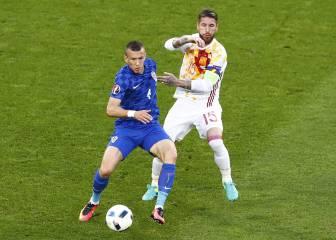 Croacia 2 - 1 España: resumen, resultado y goles