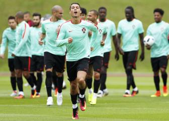 Portugal tiene fe y todavía confía en Cristiano Ronaldo