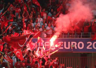 La UEFA, satisfecha de la seguridad en la primera fase