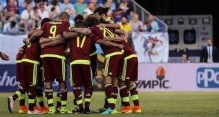 La Vinotinto agradece el apoyo durante la Copa América