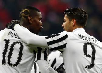 Juve confirm: Morata to Madrid & Pogba not for sale