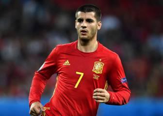 Oficial: el Madrid recompra a Morata, hará la pretemporada