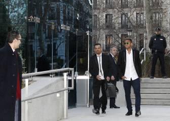 Los problemas fiscales frenan la renovación de Neymar