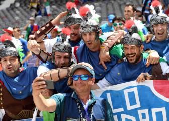 Italia sólo mira a España