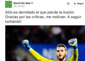 David de Gea: