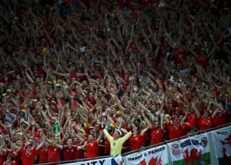 País de Gales prepara la segunda invasión de Francia