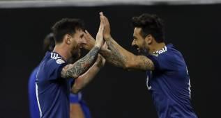 1 x 1 de Argentina: un partido impecable de los de Martino