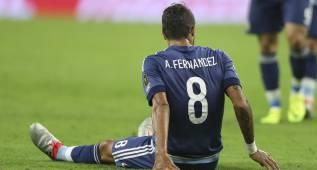 Augusto y Lavezzi se perderán la final de la Copa América