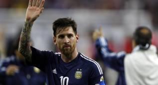 """Messi, tras su golazo: """"Hemos venido a ganar la Copa América"""""""