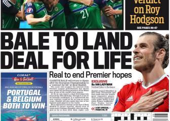 Daily Mail: Bale renovará por el Real Madrid por siete años