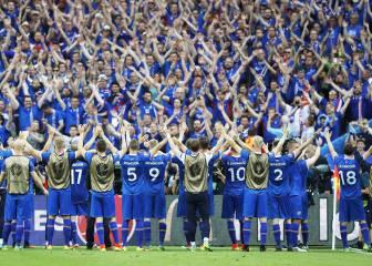Islandia contra sus ídolos