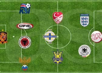 Este es el 11 de los fiascos de la fase de grupos de la Euro...