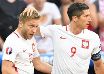 Cómo y dónde ver el Suiza vs Polonia: horarios, TV e Internet